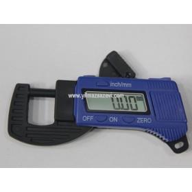 Elektronik tel ölçme aleti ( kumpas )