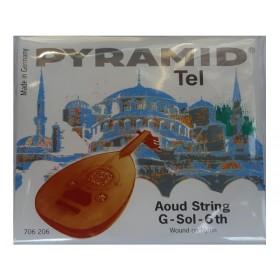 Ud teli Pyramit